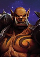 Portrait de Garrosh